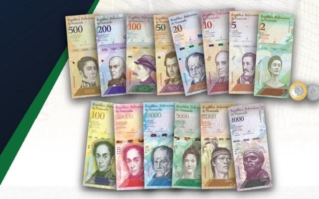 Venezuela devaluará cinco ceros su moneda el 20 de agosto - Foto de @BCV_ORG_VE
