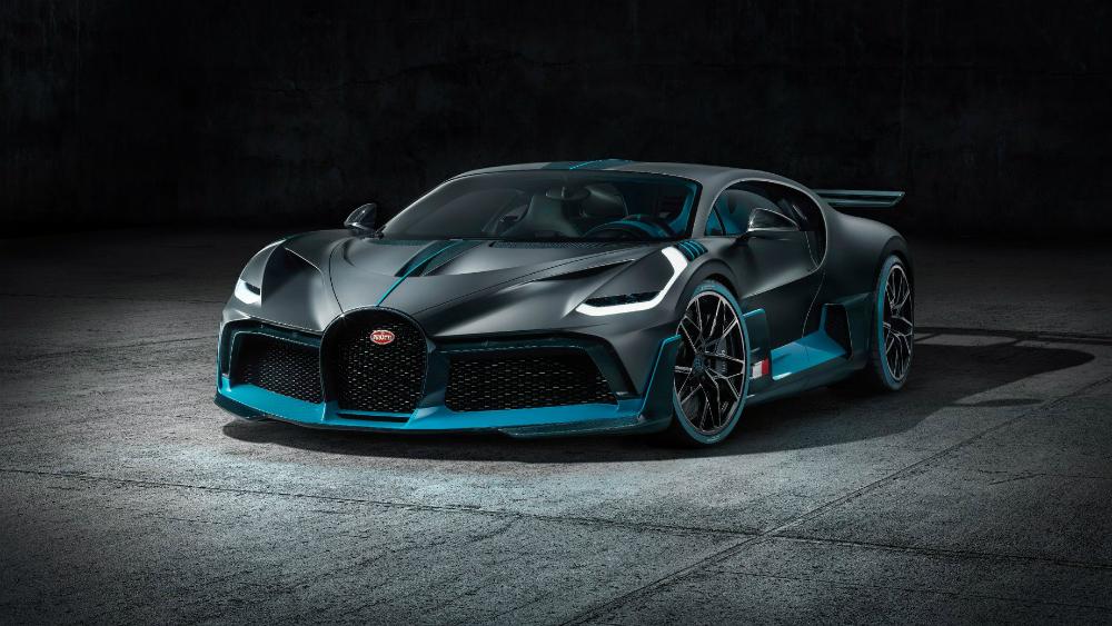 El nuevo superdeportivo de Bugatti que cuesta 5.8 mdd