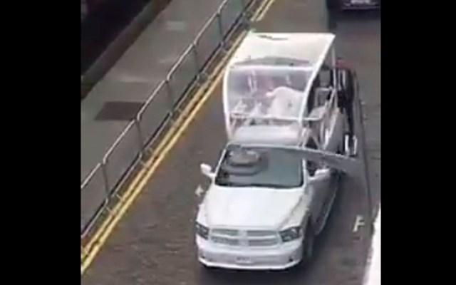 #Video Así recibieron al papa Francisco en Irlanda