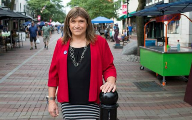 Mujer transgénero gana candidatura a gobernación en EE.UU. - Foto de Reuters