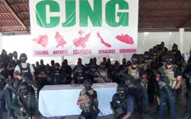 El CJNG es el único que opera en el país: Elías Beltrán - Foto de Internet
