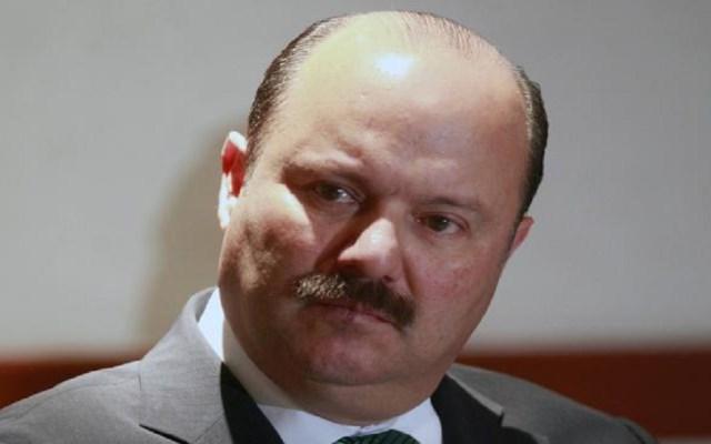 SRE rechaza que aplace extradición de César Duarte - Foto de internet