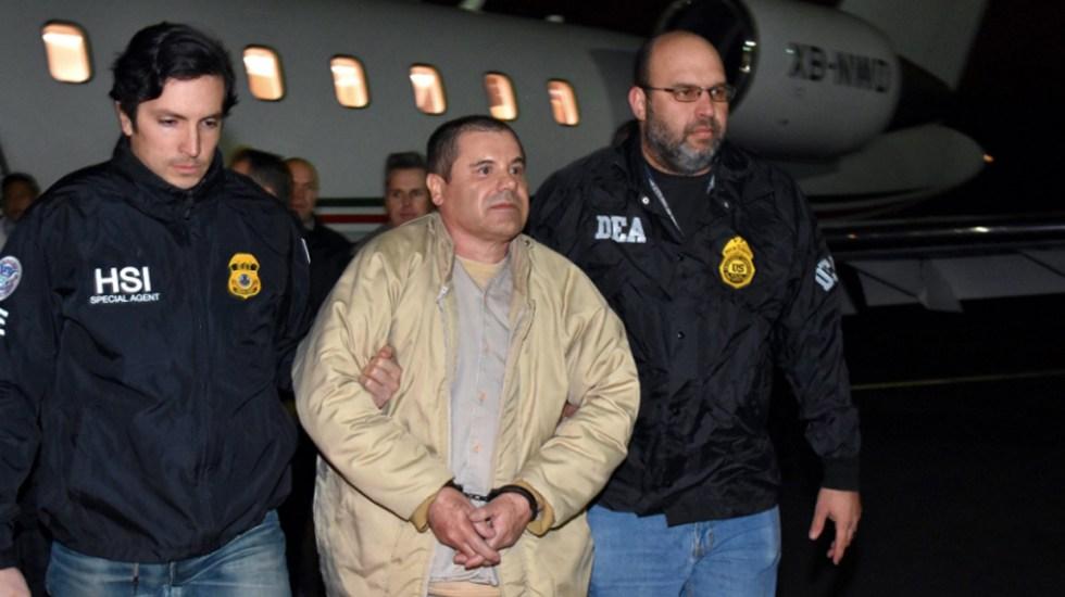 'El Chapo' incorpora a abogado que defendió a líder de la mafia de NY - jurado