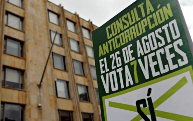 Este domingo Colombia llevará a cabo Consulta Popular Anticorrupción - Foto de Reuters