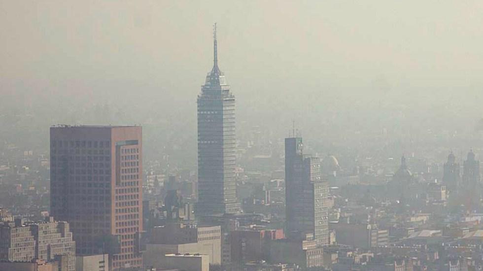 Contaminación del aire roba hasta dos años de esperanza de vida - Foto de Internet