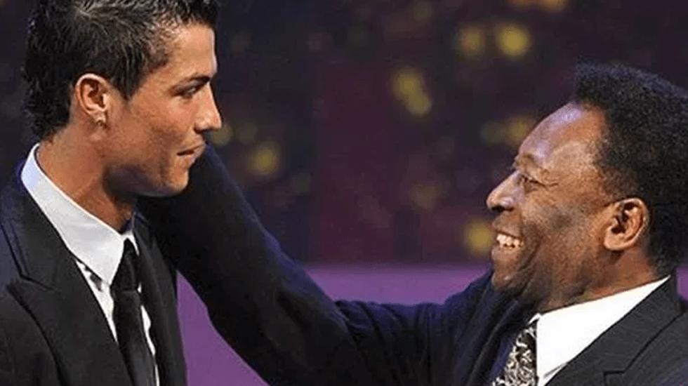 """Pelé """"felicita"""" a Cristiano Ronaldo por su debut con la Juventus - Foto de Internet"""