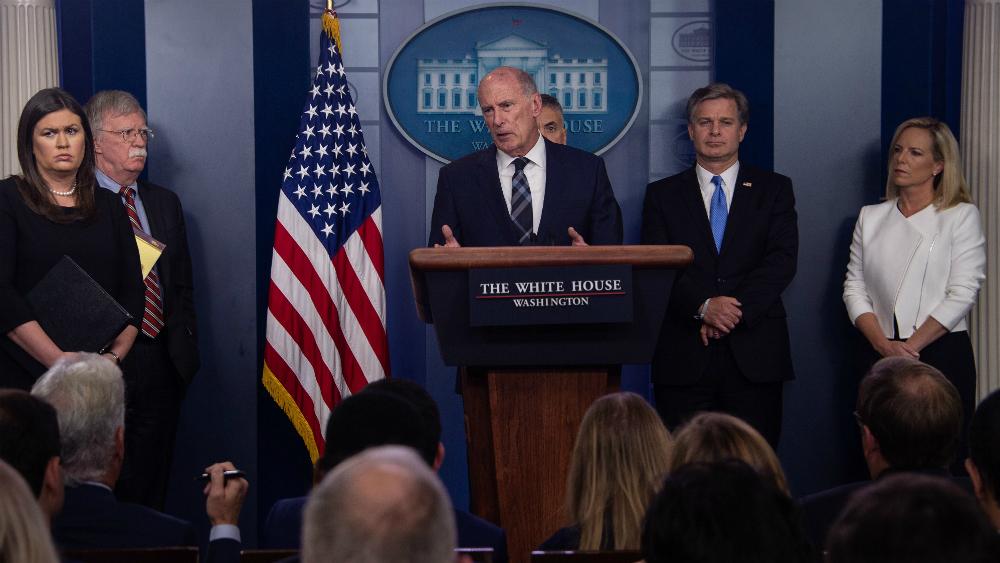 Rusia sigue interfiriendo en elecciones: inteligencia de EE.UU. - Foto de AFP