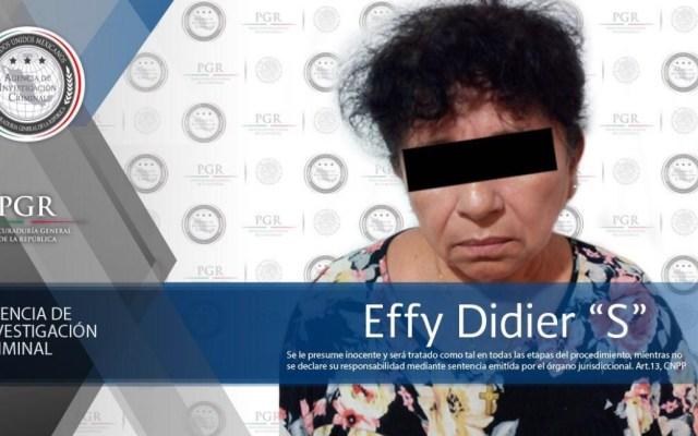 Detienen a ex presidenta de la Federación de Tiro con Arco por peculado - Foto de PGR