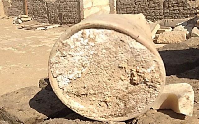 El queso más antiguo del mundo tiene más de tres mil 200 años - Foto de Notimex