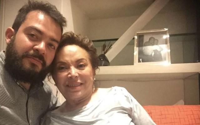Sin riesgo de que Elba Esther Gordillo vuelva a ser detenida: Del Toro - Foto tomada de Facebook