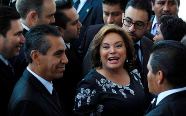 Depende de docentes que Elba Esther Gordillo regrese al sindicato - Foto de Internet