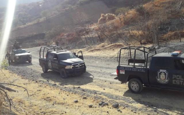 Mueren dos policías estatales por emboscada en Guerrero - Foto de Quadratín