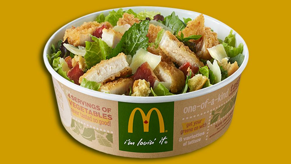 Resultan intoxicadas 500 personas por comer ensaladas de McDonald's