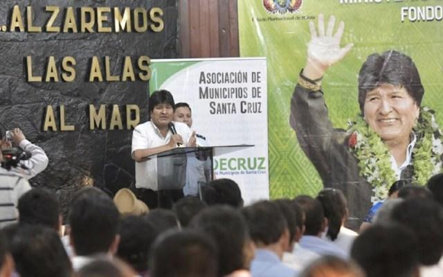 Evo Morales se convirtió en el presidente boliviano que más ha estado en el poder - Foto de Twitter Evo Morales