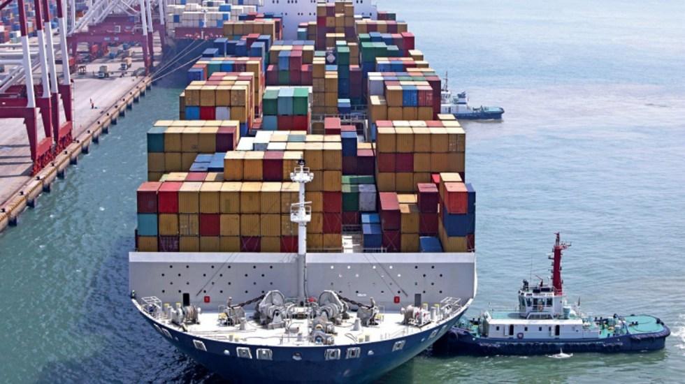 Empresas mexicanas esperan mayor crecimiento comercial en 2019 - caida exportaciones mexico
