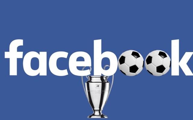 Facebook adquiere derechos para transmitir Champions League en Latinoamérica
