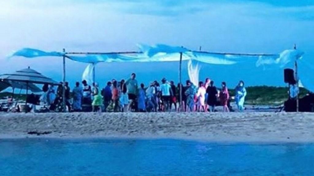 Realizador de fiesta en isla de Veracruz podría recibir multa de 4 mdp - Foto de Internet