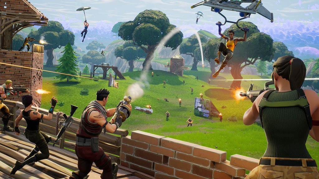 'Fornite' señalado como causa de divorcios en el Reino Unido - Foto de Epic Games