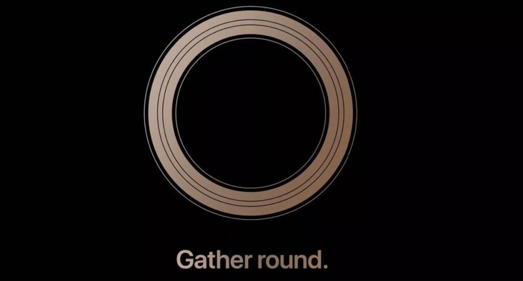 Apple revela fecha de lanzamiento del nuevo iPhone