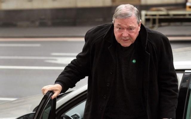 Declaran culpable de pederastia a alto mando del Vaticano - George Pell. Foto de William West/AFP