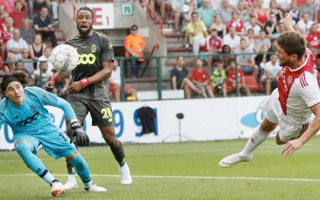 Standard Lieja empata con Ajax en ronda previa de Champions League - Foto @AFCAjax