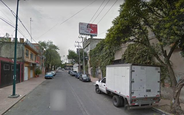 Hallan camioneta con dos ejecutados en Miguel Hidalgo - Captura de pantalla
