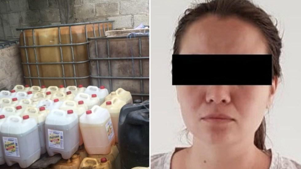 Consigue libertad esposa de alcalde de Venustiano Carranza, Puebla - Foto de Presencia Noticias