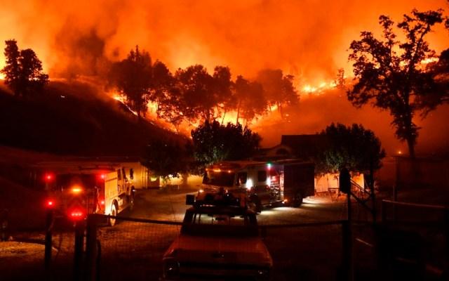Incendios en California costarán más de 10 mil millones de dólares - incendios en california costarán entree 10 y 15 mil mdd