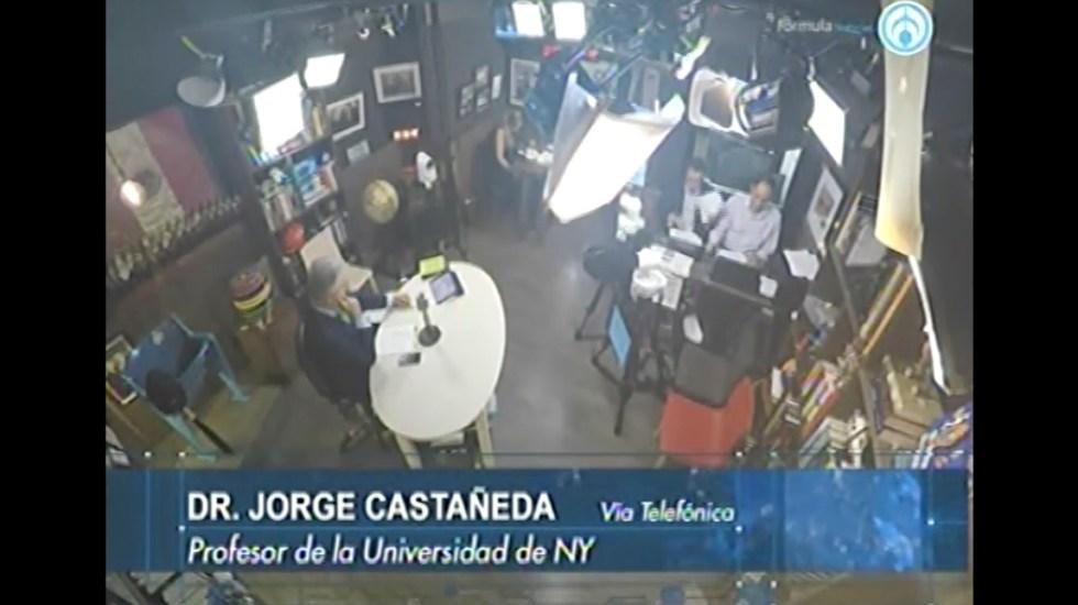 Elba Esther Gordillo fue detenida por razones políticas: Jorge Castañeda
