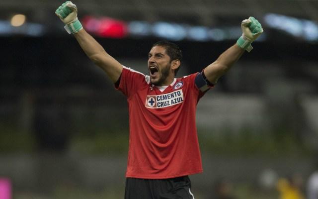 Jesús Corona no jugará ante Morelia por partido del Tri - Foto Mexsport