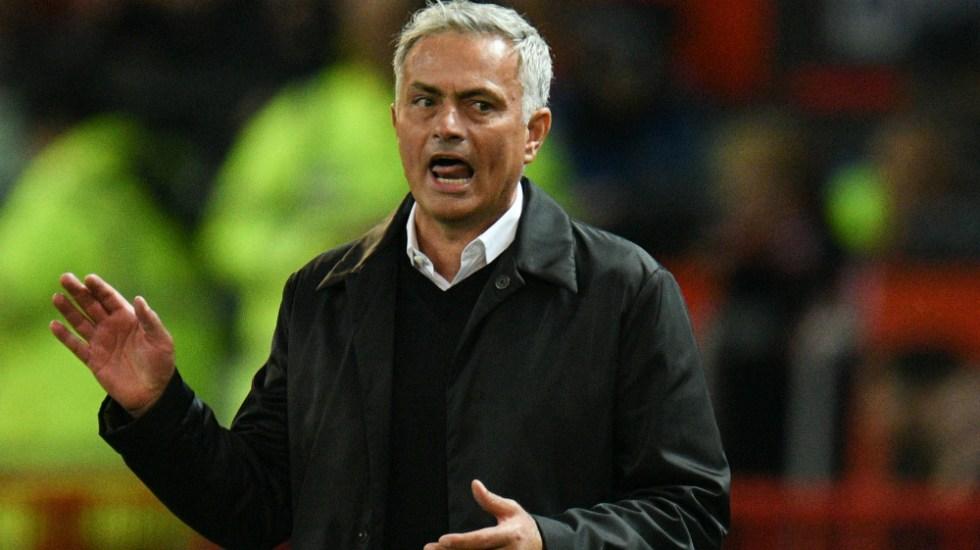 """Mourinho siente que es """"demasiado joven"""" para retirarse - Foto de AFP"""
