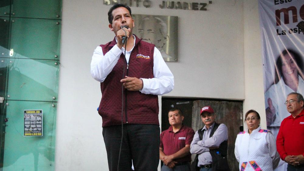 Pierde diputación federal por regresar a alcaldía en Hidalgo - Foto de Facebook
