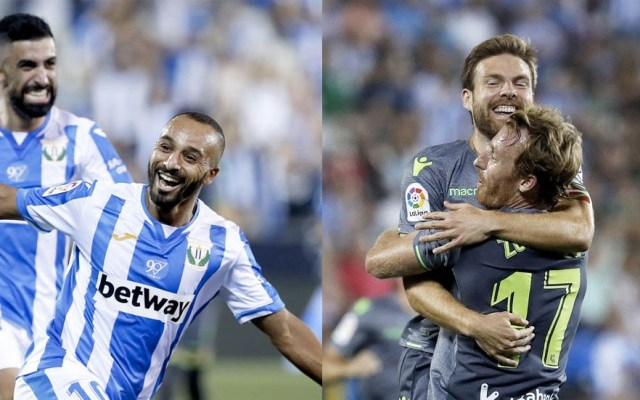 Real Sociedad empata con Leganés desaprovechando ventaja - Foto de La Liga