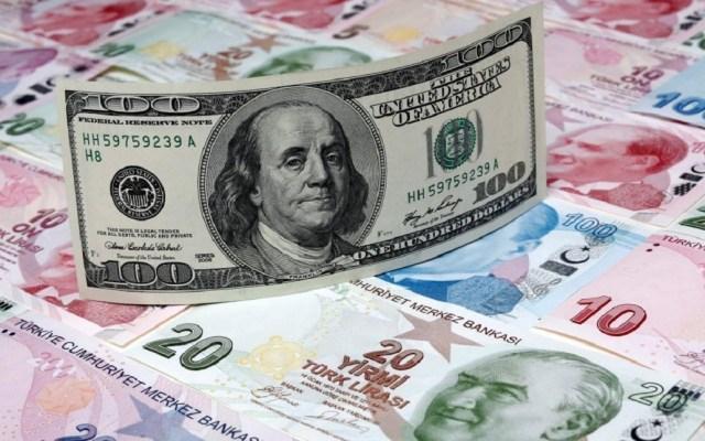 Dólar cierra en 19.80 pesos a la venta - Foto de internet