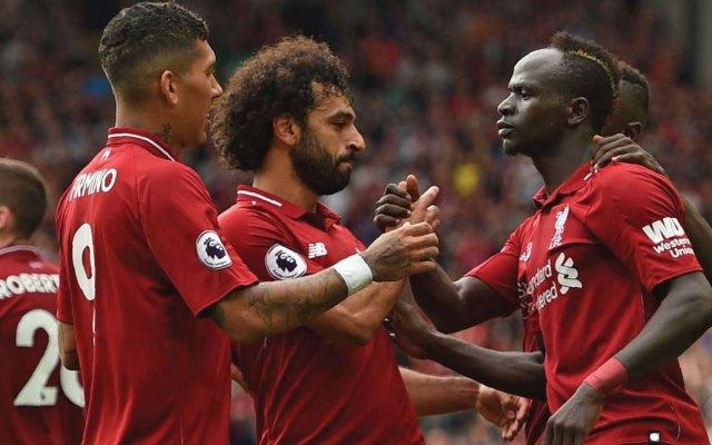 "Liverpool golea 4-0 al West Ham de ""Chicharito"""