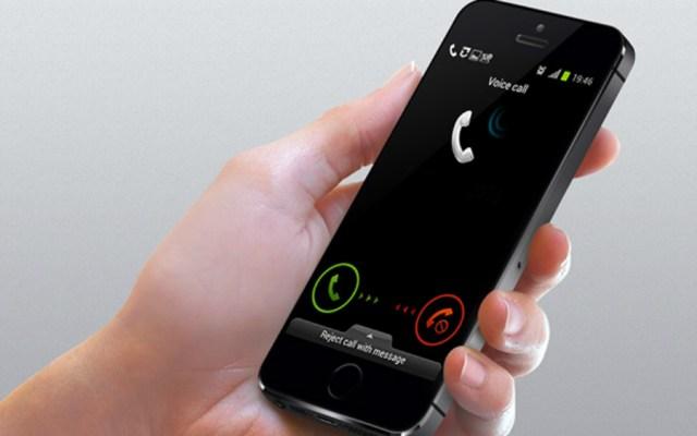 Condusef alerta por falsas llamadas a su nombre - Llamada celular