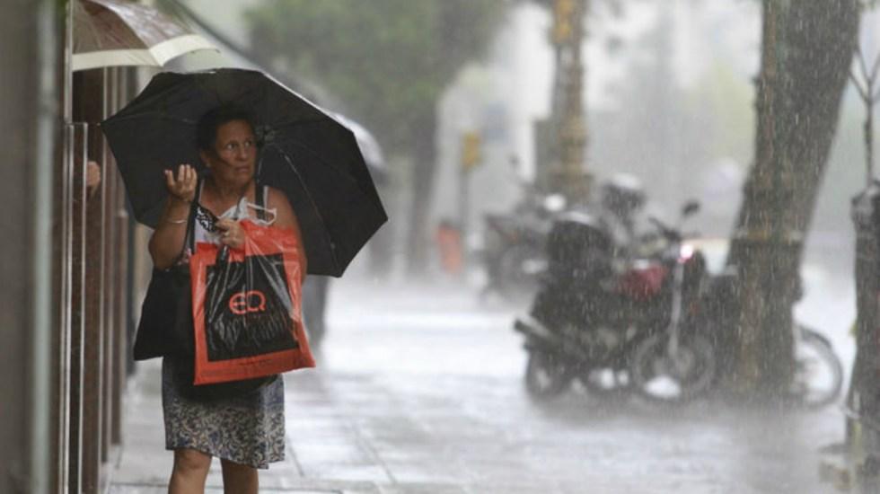 Tormenta tropical Xavier afectará el occidente del país