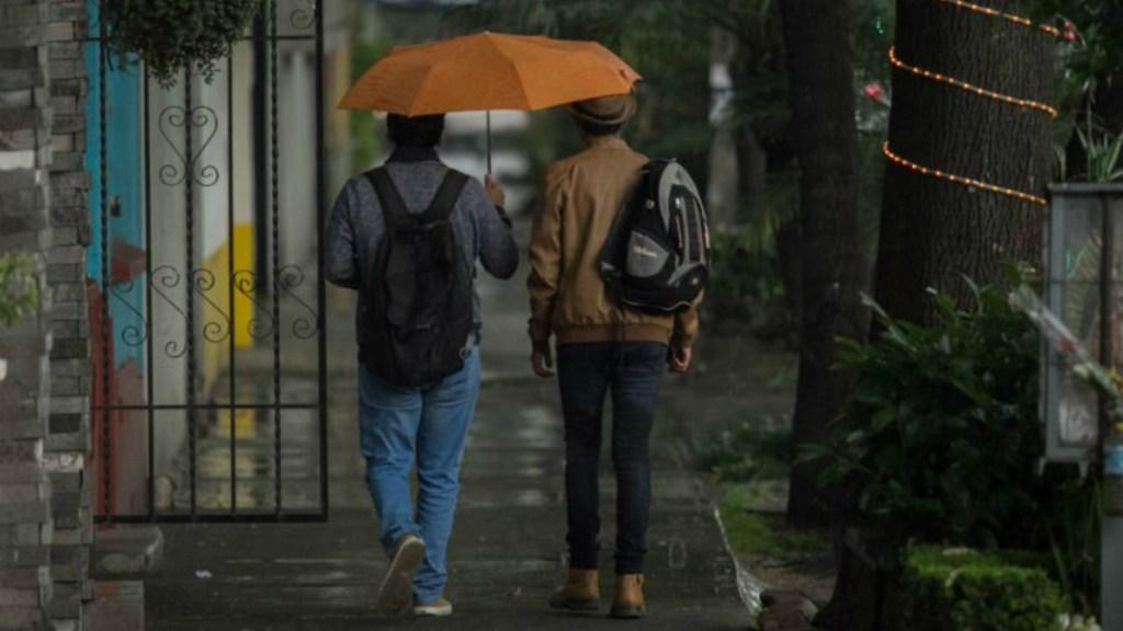 Activa alerta amarilla por lluvias en ocho delegaciones. Noticias en tiempo real