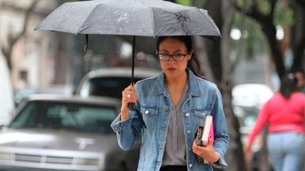 Continuarán las lluvias en la mayoría del país - Lluvia