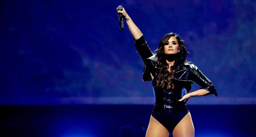 Demi Lovato cancela conciertos en México y Sudamérica