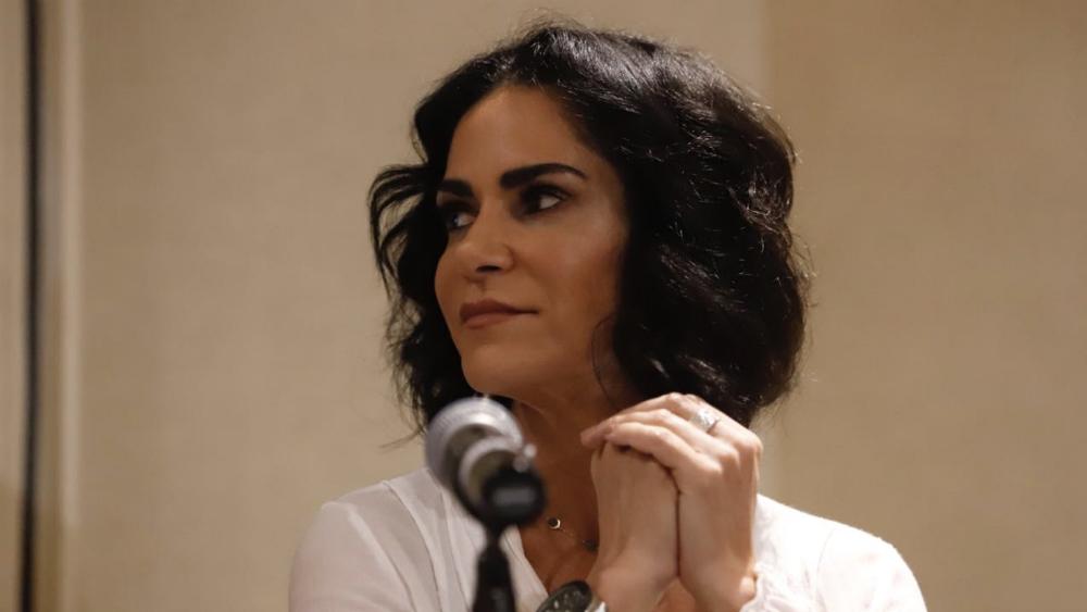 Justicia en caso Lydia Cacho avanza con proceso penal al exgobernador Mario Marín - Lydia Cacho. Foto de @article19mex