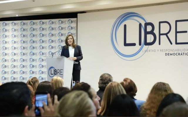 Partido de Zavala y Calderón se llamaría 'Libertad' - Foto de @Libre_AC