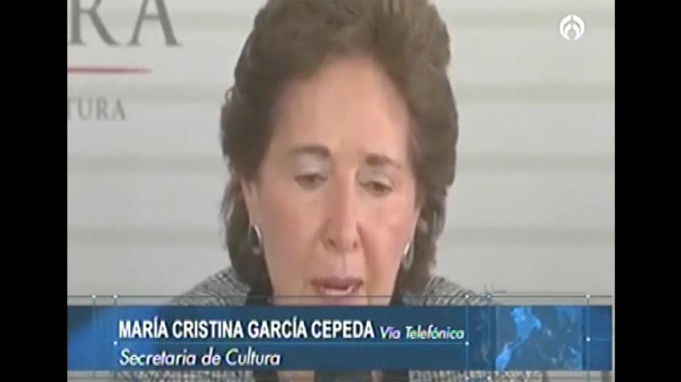 """""""El acervo de Octavio Paz no está en peligro"""": secretaria de Cultura"""