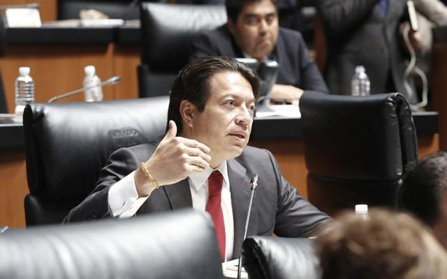 Desafuero de Charrez tardaría 60 días: Delgado - Foto de Mario Delgado.MX