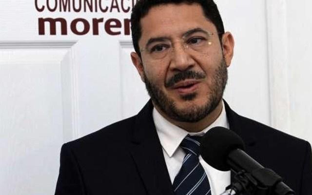 No me disculpé ni me responsabilizo del tuit: Martí Batres