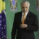 Policía Federal de Brasil acusa a Michel Temer por corrupción - Foto de AFP