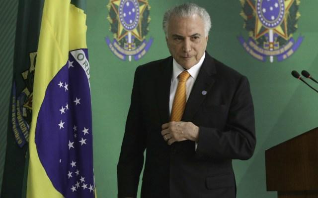 Brasil envía a sus Fuerzas Armadas a la frontera con Venezuela - Foto de AFP