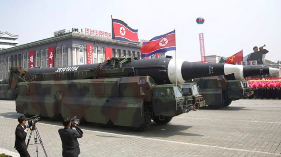 Desnuclearización de Corea del Norte debe ser definitiva: EE.UU. - Foto de AP