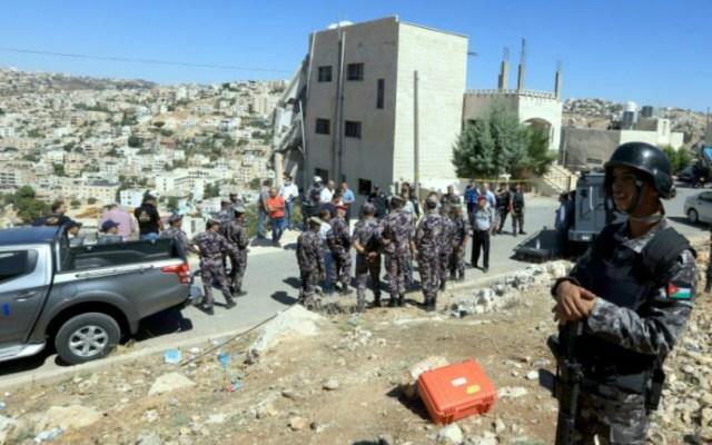 Operación antiterrorista en Jordania deja 7 muertos - Foto de AFP