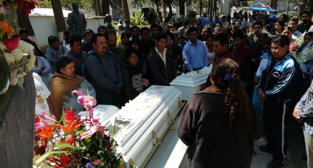 Mujer asesina a sus tres hijos tras pelea con su marido - Foto de @LosTiemposBol